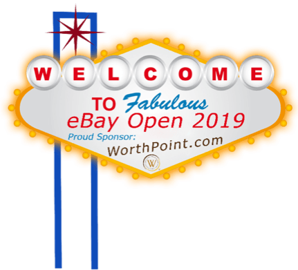 WorthPoint at eBay Open 2019
