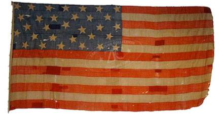 THE EVOLUTION OF OLD GLORY: THE 31-STAR FLAG OF THE UNITED STATES OF AMERICA