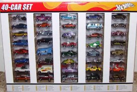 40th Annivesary 40 Car Set
