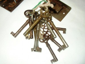 "These keys are all ""notch"" keys with cuts in the face of the blade."