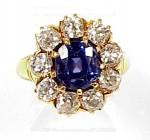 Tiffany yellow-gold ring