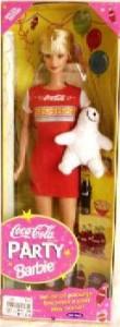 Coca-Cola Party Barbie