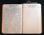 June 15, 1943 Diary Page