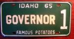 Idaho Governor