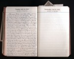 July 13, 1943 Diary Page