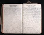 July 14, 1943 Diary Page