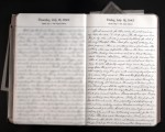 July 16, 1943 Diary Page