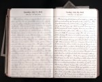 July 18, 1943 Diary Page
