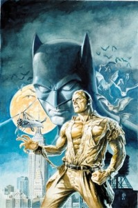 """Batman and Doc Savage"""