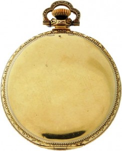Dillinger carried a quality watch! The opening bid for this iconic watch was a paltry $41,825.