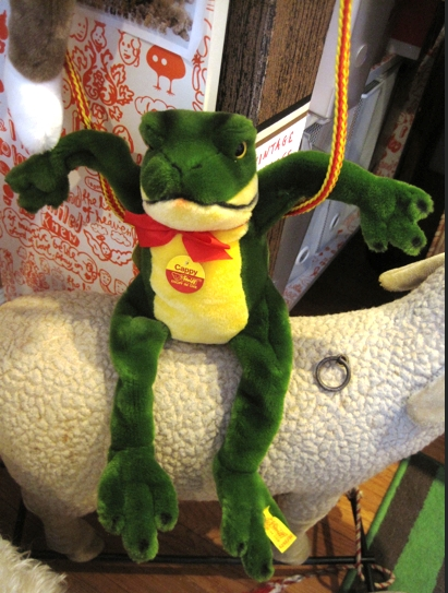 The newer Cappy Frogs are a bargain, as far as doling out greenbacks, as they can be had for $40 to $60.