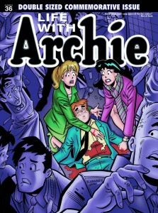 Life with Archie #36 Magazine format.