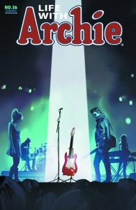 Life with Archie #36 Fiona Staples cover.