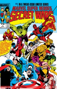 Secret Wars #1, Marvel, 1984