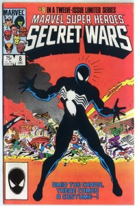 Secret Wars #8, Marvel 1984