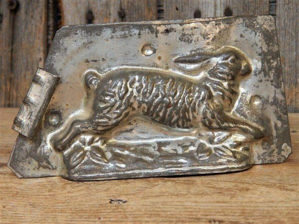 The Origin of the Chocolate Easter Bunny – Collecting Antique Chocolate Molds