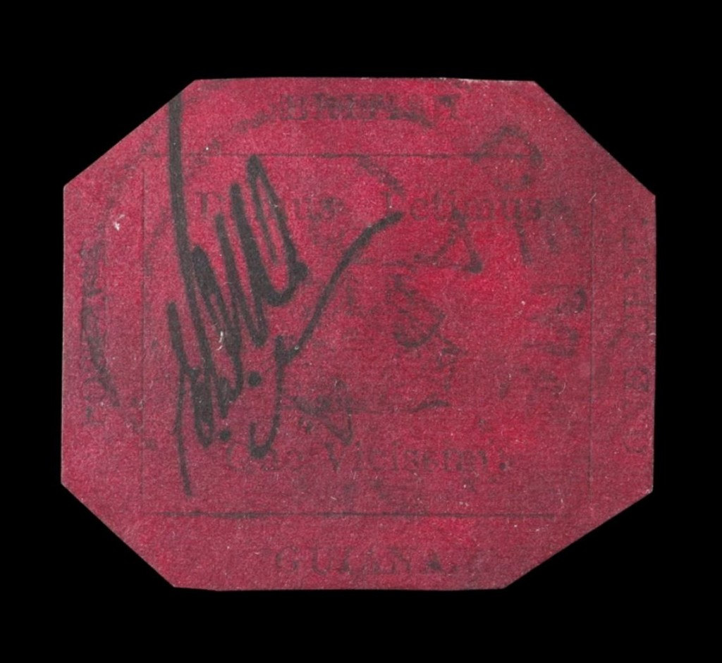 The new Most Expensive Thing in the World—as of June, 2014--is this stamp; the 1856 British Guiana One-Cent Magenta. It sold for $7.9 million ($9.48 with the 20-percent buyer's premium). Traditionalist stamp collecting takes an elitist approach; little wonder younger collectors are turned off. When it comes to stamps, ivory tower elitism is as odiferous as in the academic community.