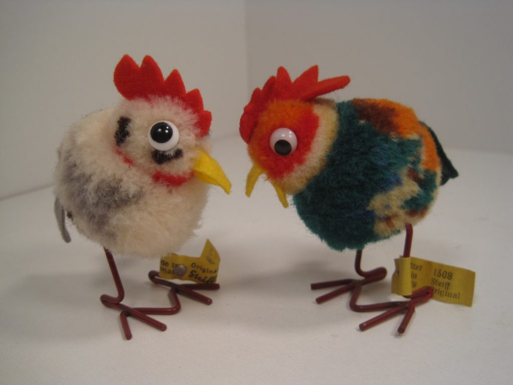 hen and rooster woolies