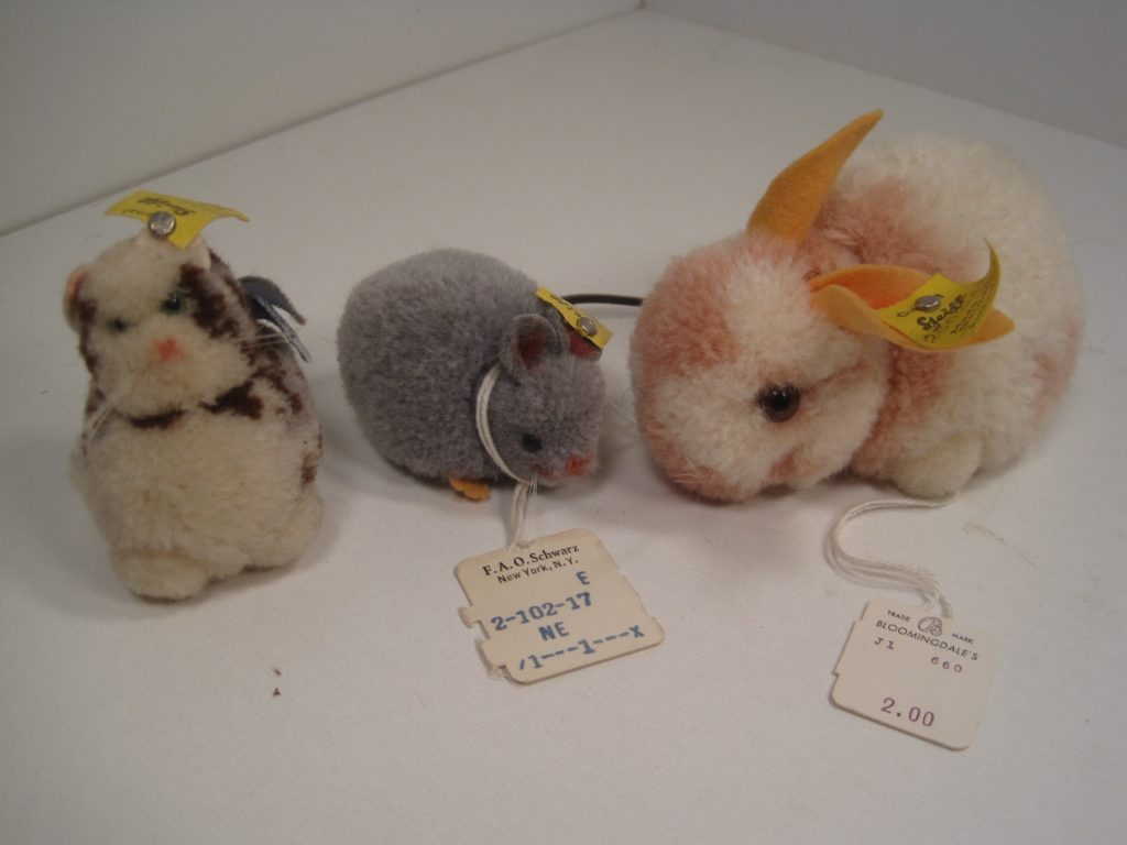cat mouse rabbit woolies