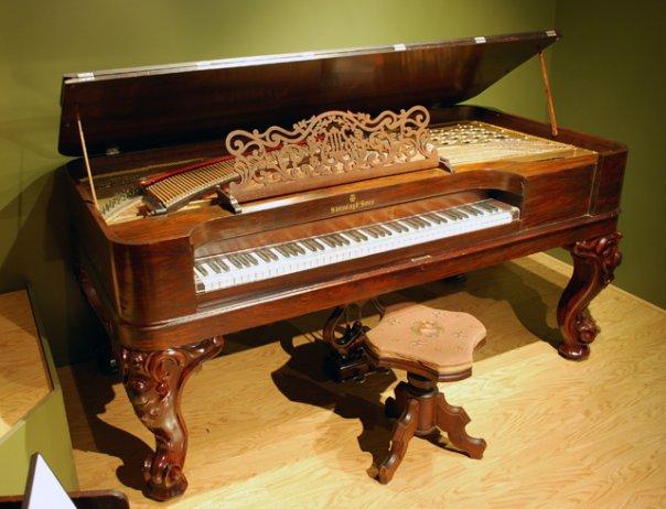maury steinway piano