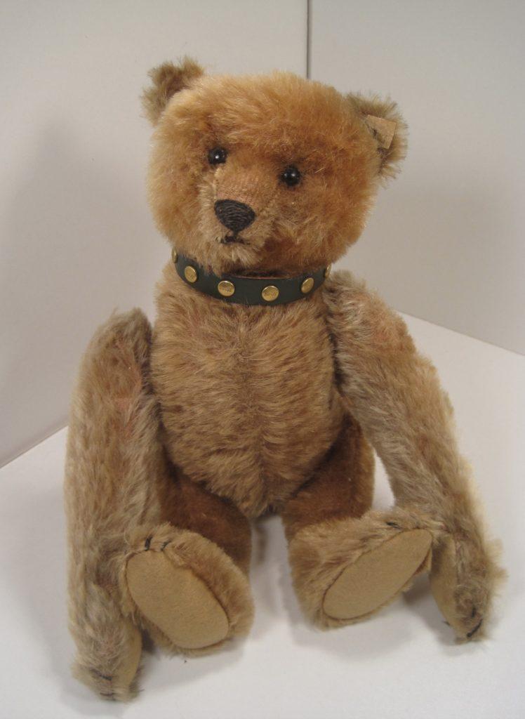 1909 steiff tumbling bear