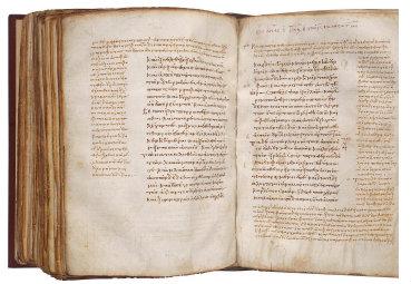 gospels in greek