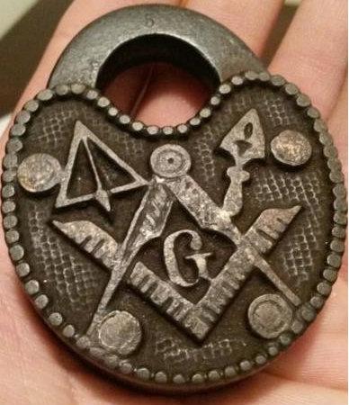 masonic lock