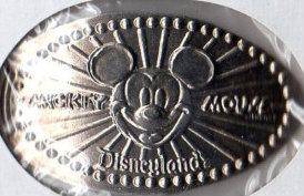disneyland elongated penny