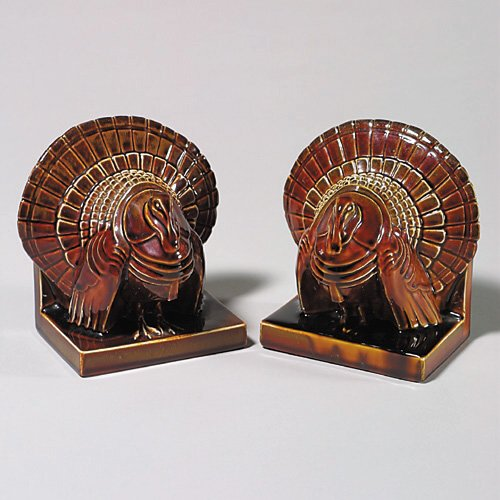 rookwood turkey bookends