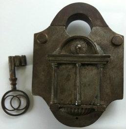 trick padlock