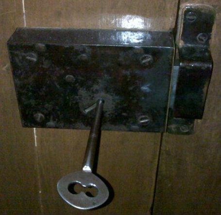 warder lock