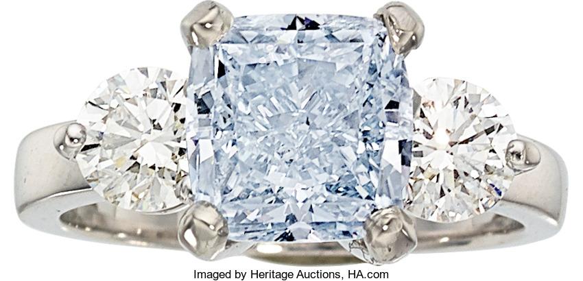 heritage blue diamond