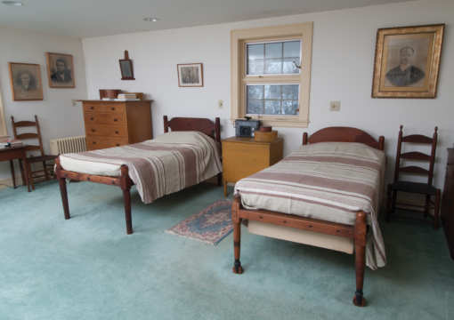 authentic shaker beds