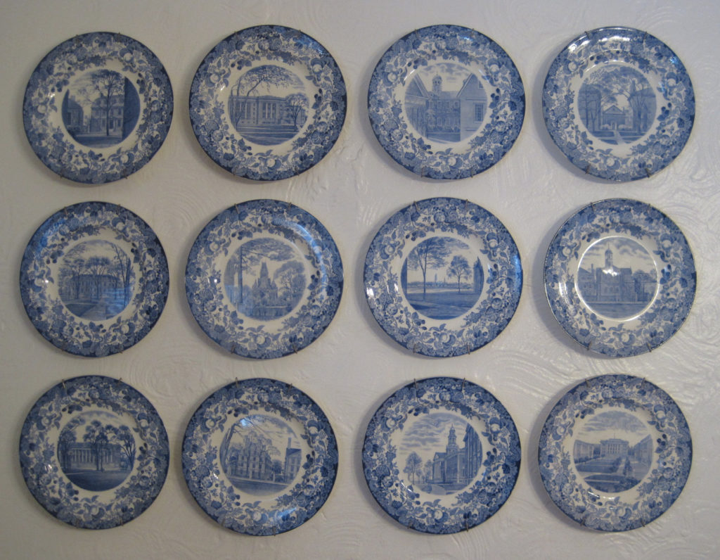 blue wedgewood collection