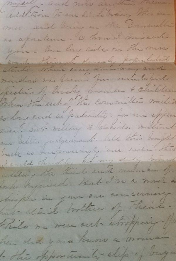 The Letters of John M. Jackson-- December 18, 1863