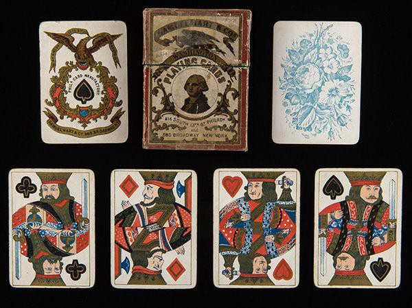 Aces, Jokers and a Winning Collectible
