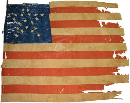 The Evolution of Old Glory--The 21-Star Flag of the United States