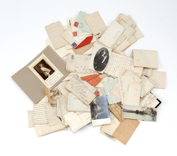 6 Tips for Storing Ephemera