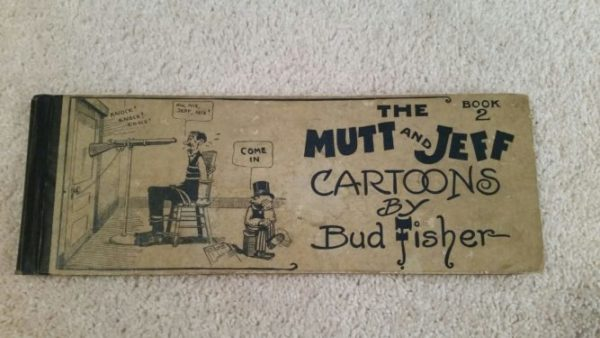 My Recent Buy:  The Mutt and Jeff Cartoons, Book 2