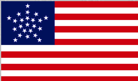 The Evolution of Old Glory–The 23-Star Flag of the United States of America