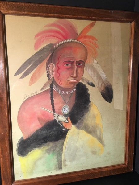 RINKER ON COLLECTIBLES Q/A:  A Painting, a Mannequin, Chinese Foo Dogs, and Regional Histories