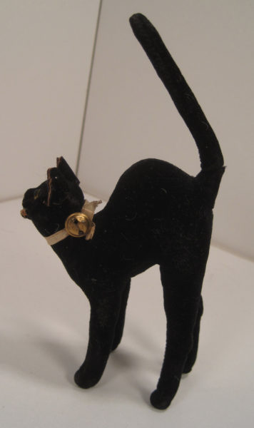 Steiff's Prewar Black Tom Cats