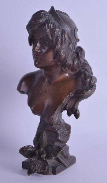 From the Worthologists' Files: A Bronze Bust