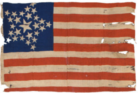 The Evolution of Old Glory: The 26 Star Flag of the United States