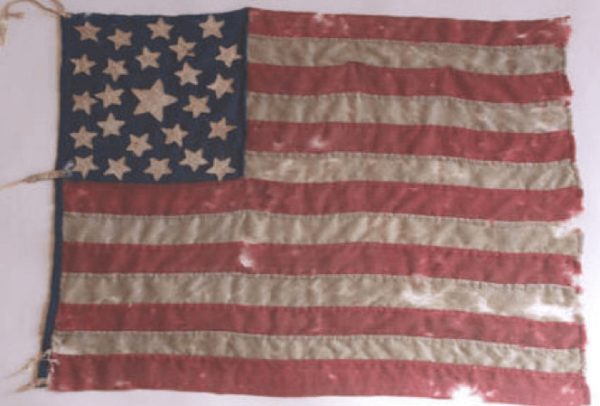 The Evolution of Old Glory: The 25 Star Flag of the United States