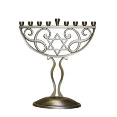 Chanukah Menorahs in Every Style