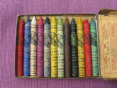 Crayons: Color Me Collectible
