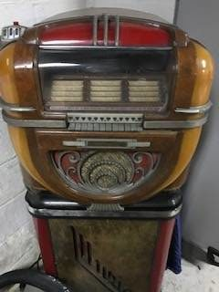 RINKER ON COLLECTIBLES : A Jukebox, a Teapot, a Louis XV Side Chair, and a Baseball Guide