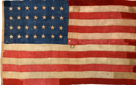 THE EVOLUTION OF OLD GLORY: THE 28-STAR FLAG OF THE UNITED STATES OF AMERICA