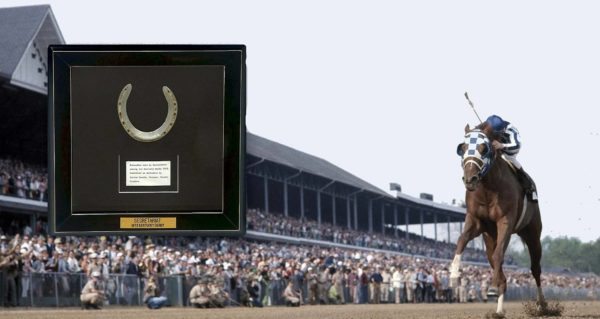 When it Comes to Horse Racing, Kentucky Derby Memorabilia Leads the Field